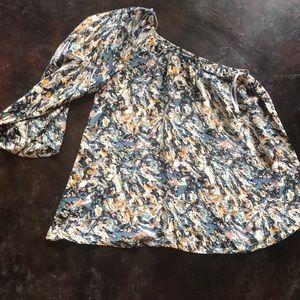 Tolani Silk Blouse